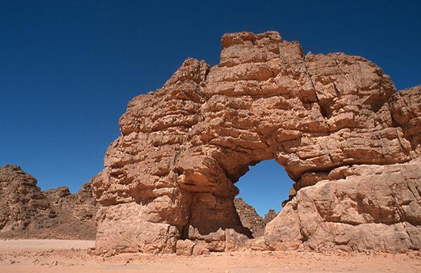 Sahara avec Zériba-Voyage