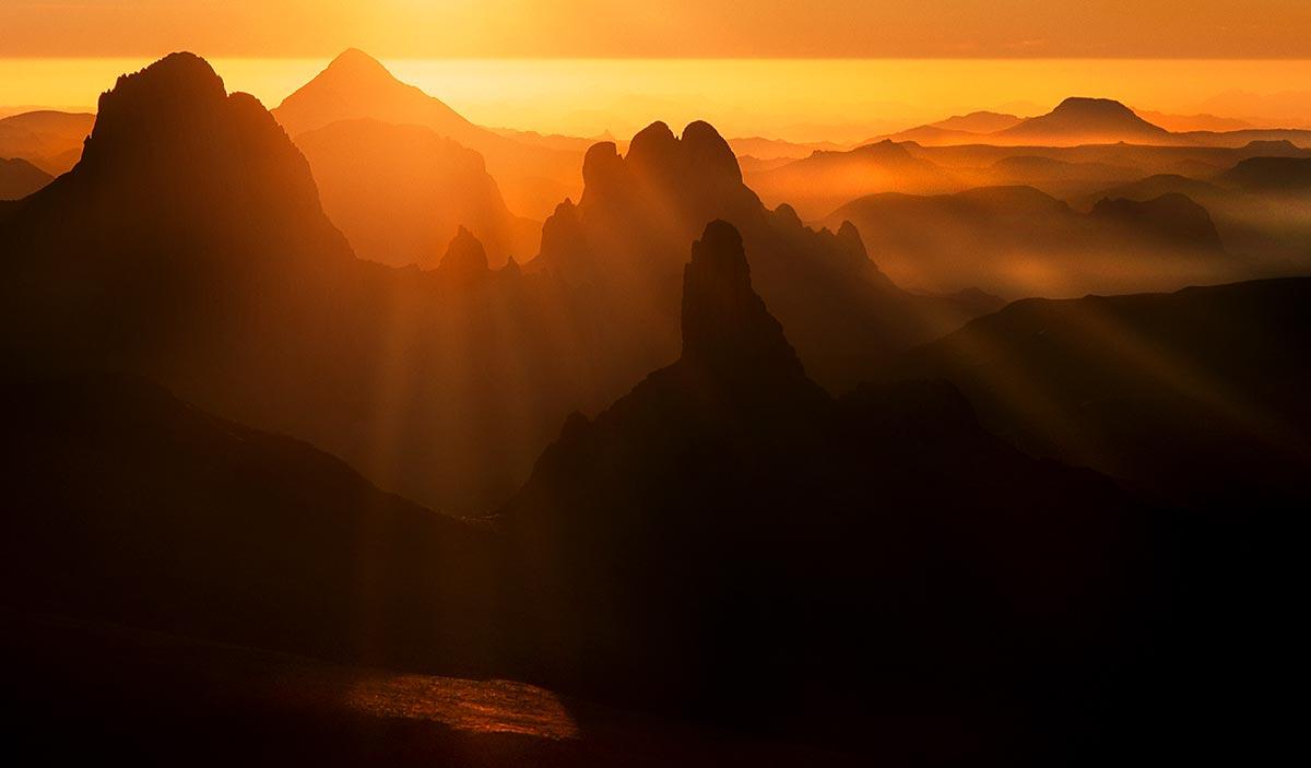Hoggar-Tamanrasset-Djanet-Sahara