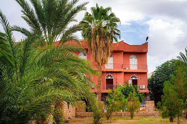 Hotel-Zeriba-Djanet-Sahara