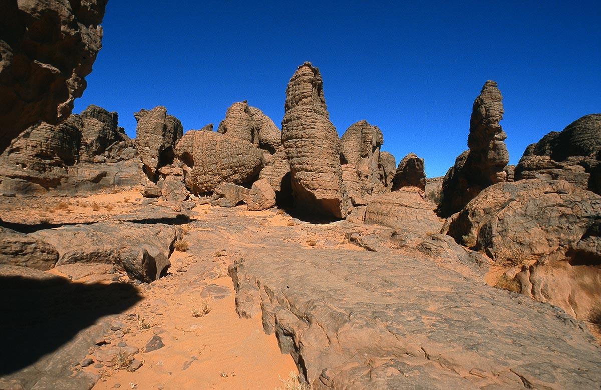 Plateau_Tassili_N_Ajjer-trek-Sahara