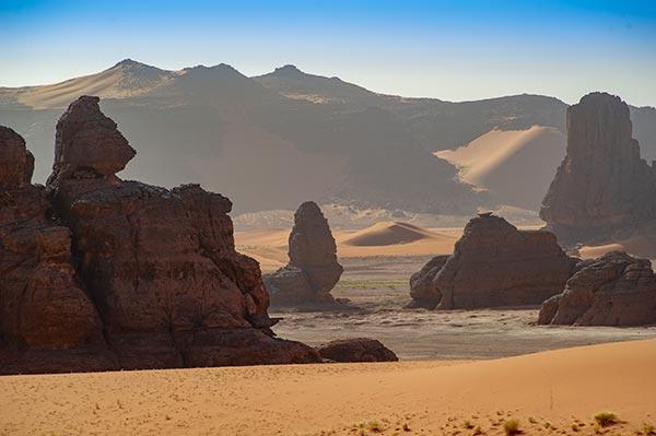 Sahara-Tadrart